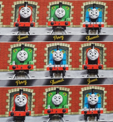 Thomas Sheds Cotton