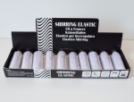 Shirring Elastic White 20m