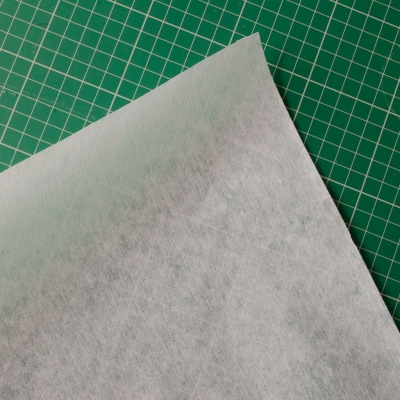 Medium Weight Iron On Interfacing