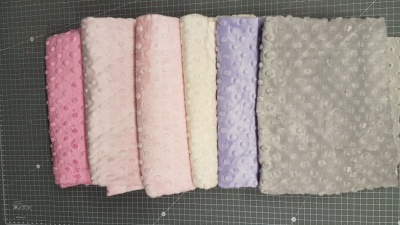 Dimple Plush Offcut Bundle 6
