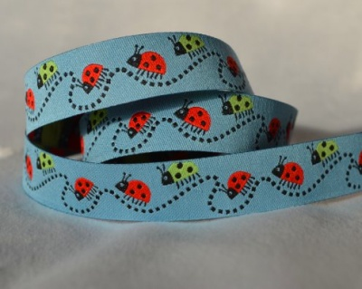 Ladybirds Blue Ribbon