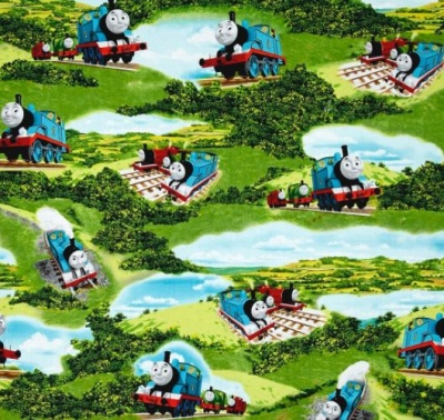 Thomas Scenic Cotton