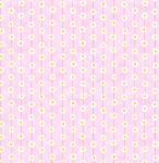 Honey Bunny Buttercups Pink Cotton