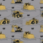 CAT Main Grey Cotton