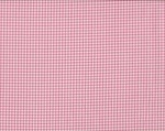 Baby Pink Gingham Cotton