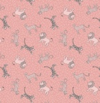 9fcd86139f8 Rooftop Fabrics - Minnie Mouse Pink Little Fox Cotton by Camelot Fabrics
