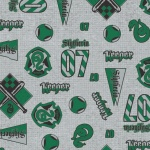 Harry Potter Slytherin Pride Cotton