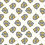 HP White Hufflepuff House Pride Cotton