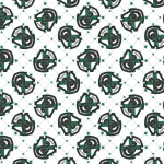 HP White Slytherin House Pride Cotton